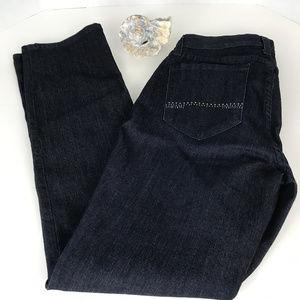 Women's Sz 2 NYDJ Skinny Jean